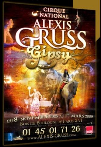 Cirque alexis gruss club butterfly - Carrefour des cascades porte de passy ...